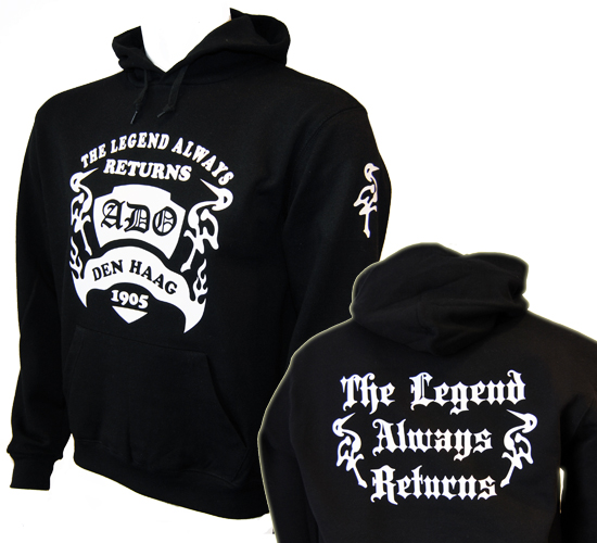 "Hooded ""The Legend"""